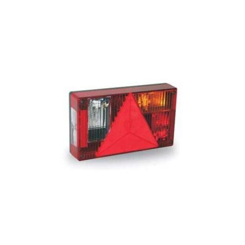 JOKON 19 0063 120 E Lichtscheibe Schlussleuchte, Ersatzglas E/BBS(KN) 595 R