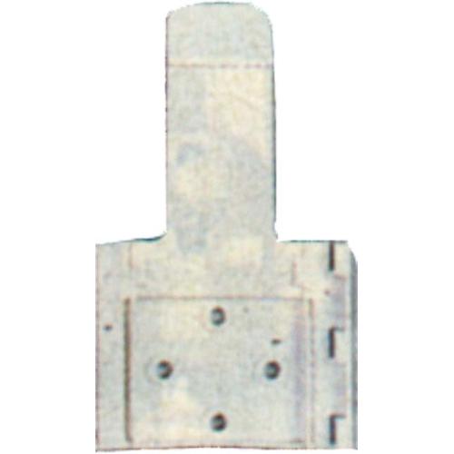AIV 209261 Keilhalterung Keilhalterung, Kunststoff, weiß