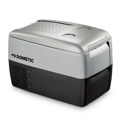 DOMETIC WAECO 9600005344 Kühl-und Gefriertruhe CDF 36, 12V, 24V, Grau, 31 Liter