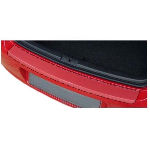 Kamei- 04925010 bumper protection - transparent film 2 from VW Touran 05/2015