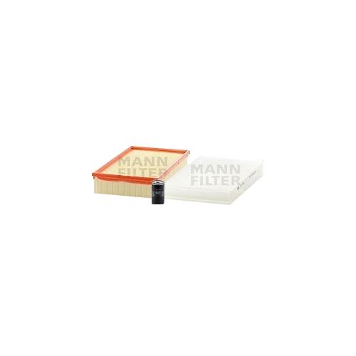 MANN-FILTER Filter Satz, Öl-,Luft und Innenraum-Filter VSF0228MAN