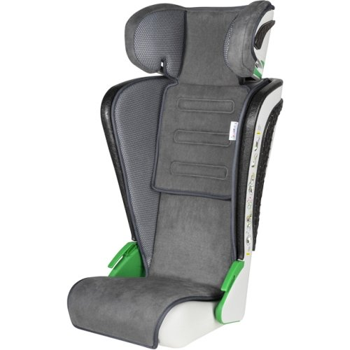 WALSER 15600 child seat Noemi, anthracite / anthracite