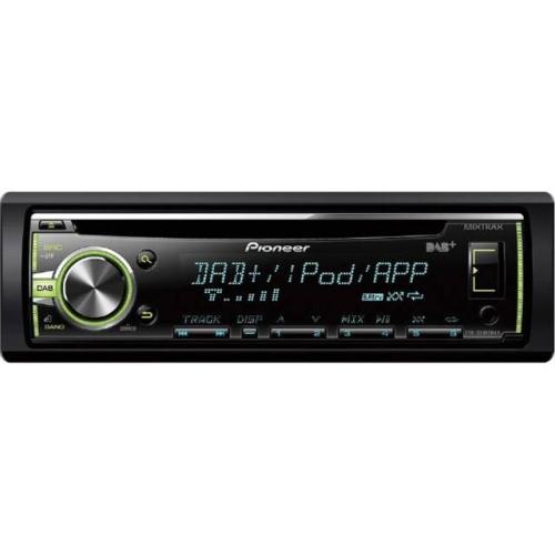 Pioneer DEH-X6800DAB car radio
