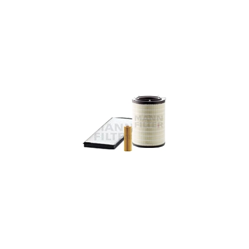 MANN-FILTER Filter Satz, Öl-,Luft und Innenraum-Filter VSF0210MAN