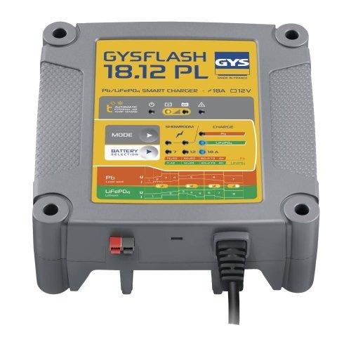 GYS 026926 Batterieladegerät GYSFLASH 18.12 PL