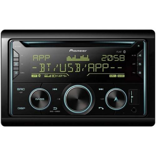 Pioneer FH-S720BT Doppel-DIN Autoradio