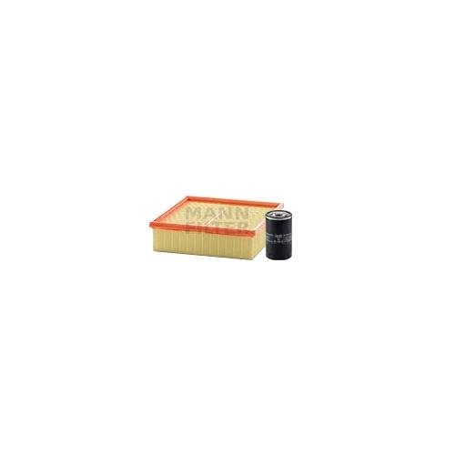MANN-FILTER Filter Satz, Ölfilter und Luftfilter VSF0184MAN