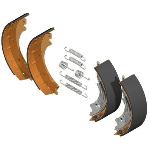 KNOTT Bremsbacken-Set Bremsentyp 20,32-1647 Art.Nr.:38196.01V