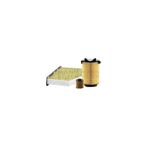 MANN-FILTER Filter Satz, Öl-,Luft und Innenraum-Filter Polyphenol VSF0226MAN