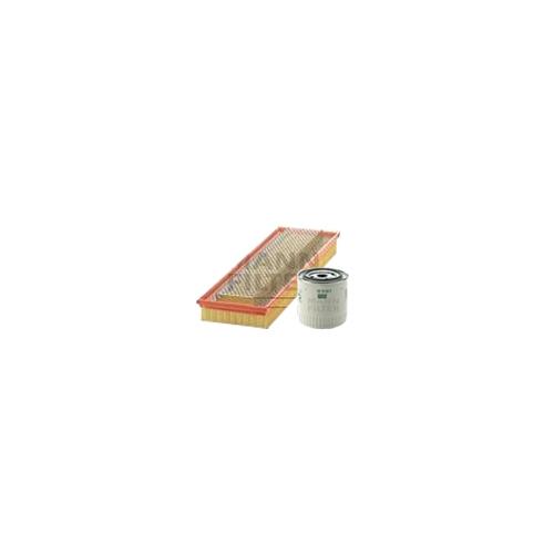 MANN-FILTER filter set, oil filter and air filter VSF0116MAN