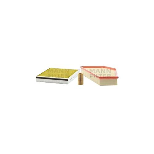 MANN-FILTER Filter Satz, Öl-,Luft und Innenraum-Filter Polyphenol VSF0235MAN