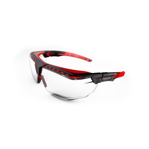 HONEYWELL glasses Avatar OTG Black & Red, clear, hard coat 1035811
