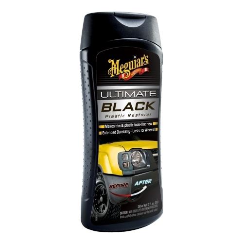 MEGUIARS Meguiar's G15812EU Ultimate Black Plastic Care 355 milliliters G15812EU