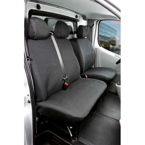 WALSER Sitzbezüge für Transporter Opel Vivaro, Nissan Primastar Art.Nr.: 10497