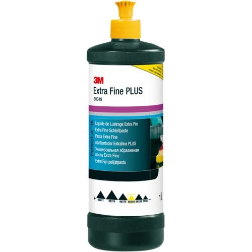 3M 80349 Perfect-It III Extra Fine Plus Schleifpaste, 1 Liter