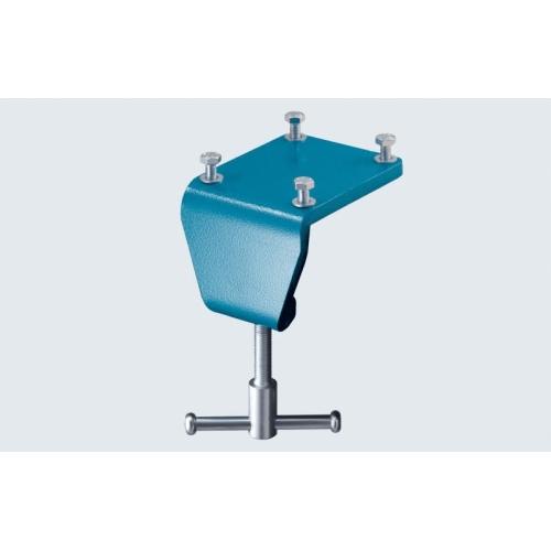HEUER Tischklammer Schraubstock Größe 100 + Compact-Schraubstock 120 119 100