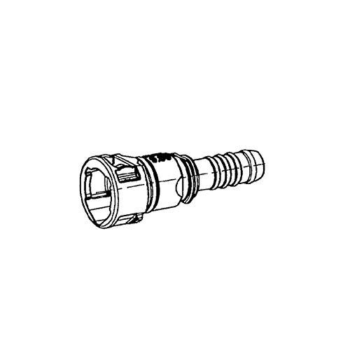 Kunzer 3 straight SAE connector 9.89 to 10 KLR10GS