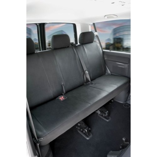 Seat covers for VW T5 3-seater bench