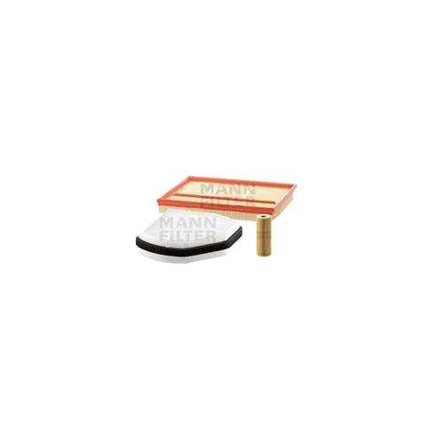 MANN-FILTER Filter Satz Ölfilter, Luftfilter und Innenraumluftfilter VSF0390MAN