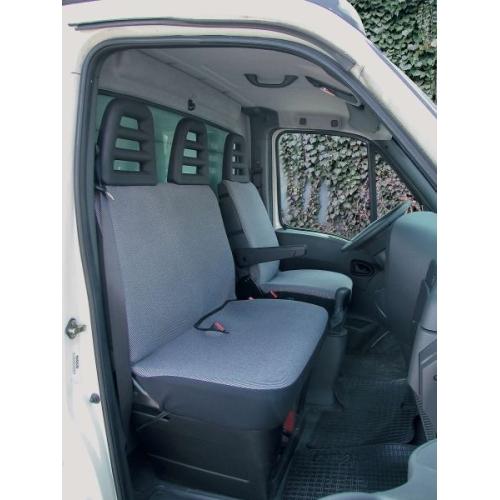WALSER Sitzbezüge Universal Como Einzelsitz und Doppelbank vorne Art.Nr.: 10479
