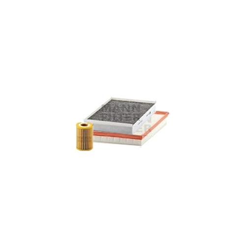 MANN-FILTER Filter Satz, Ölfilter und Luftfilter VSF0083MAN