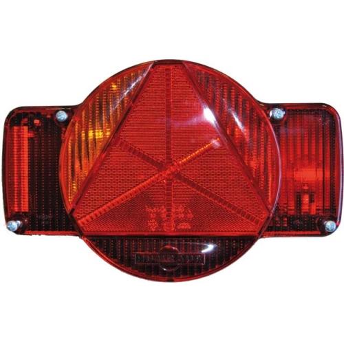AIV 951388 Mehrkammerleuchte Humbaur, Lichtscheibe, rechts