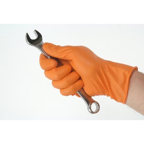 Kunzer Nitril Handschuhe TIGER GRIP XXL