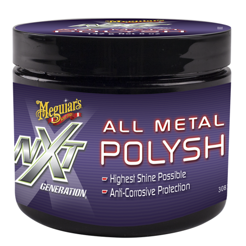 MEGUIARS Meguiar's G13005EU NXT All Metal Polysh Metallpolitur 142 Gramm G13005EU