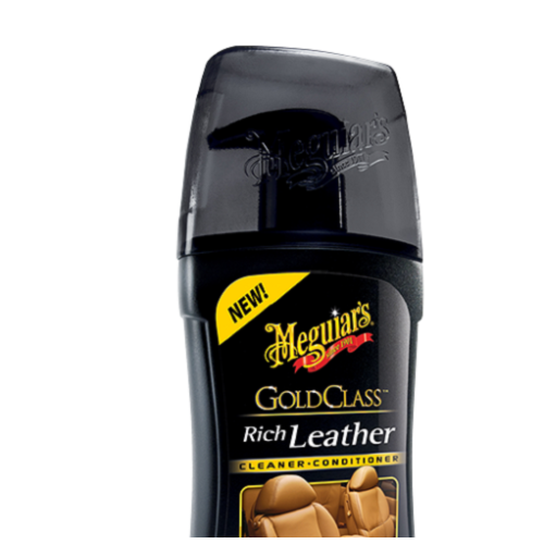 MEGUIARS Gold Class Rich Leather Cleaner / Conditioner Lederreinigung- and care 400 ml G17914EU