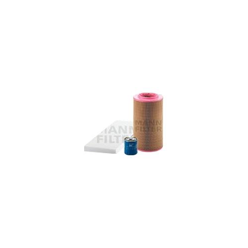 MANN-FILTER Filter Satz, Öl-,Luft und Innenraum-Filter VSF0197MAN