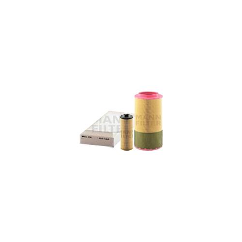 MANN-FILTER Filter Satz, Öl-,Luft und Innenraum-Filter VSF0122MAN