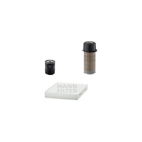 MANN-FILTER Filter Satz, Öl, Luft- und Innenraum-Filter VSF0045MAN