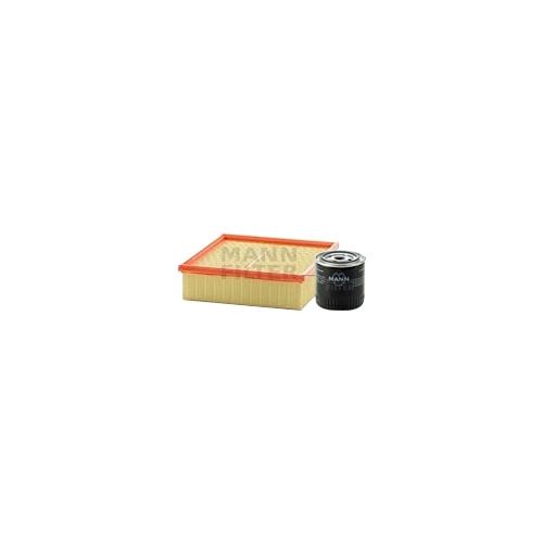 MANN-FILTER Filter Satz, Ölfilter und Luftfilter VSF0102MAN