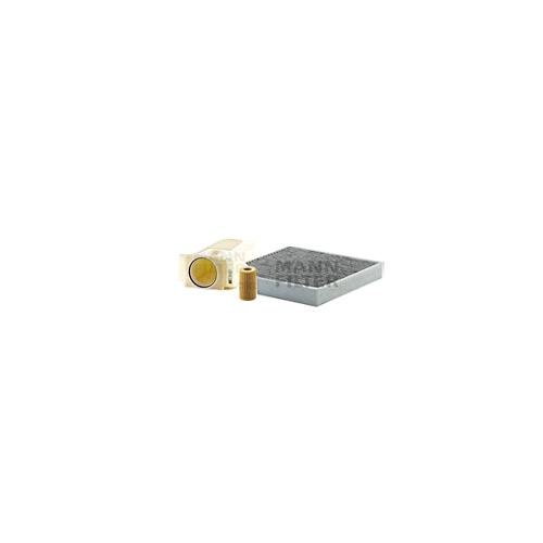 MANN-FILTER Ölfilter, Luftfilter und Aktivkohle Innenraumluftfilter VSF0346MAN