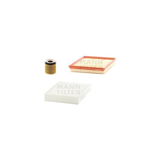 MANN-FILTER Filter Satz, Öl, Luft- und Innenraum-Filter VSF0019MAN