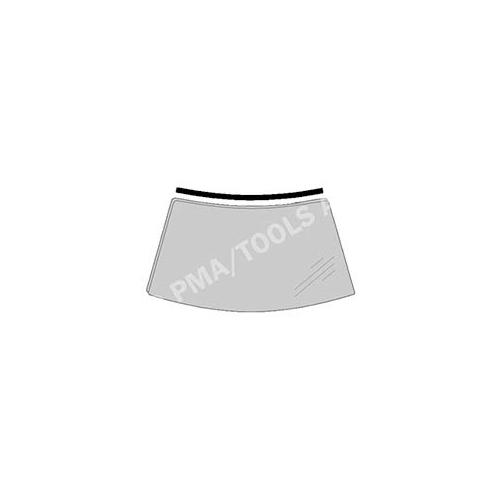 PMA TOOLS 184518131 Scheibenleiste vorne, einteilig oben für Nissan Almera I