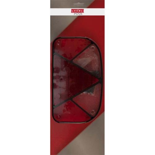 FRIELITZ 014000317-VP Aspöck Multipoint II Lampenglas links + rechts, verpackt
