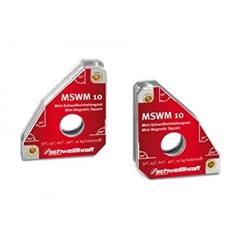 Welding force 1790060 Mini welding magnet angle MSWM 10