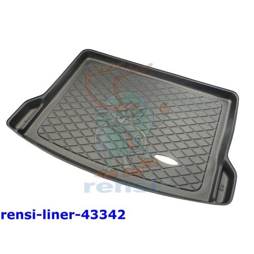 RENSI 43342 Kofferraumschalenmatte Gewicht 2680 g
