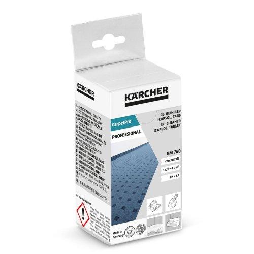 Kärcher CarpetPro Teppichreiniger RM 760 16 Tabs Art.Nr.: 6.295-850.0