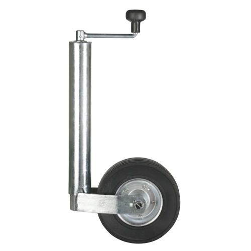Winterhoff jockey wheel 1732118 solid rubber 230x70 mm