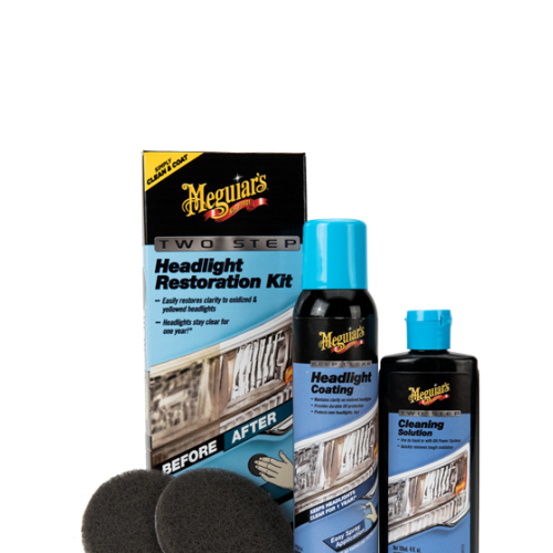 MEGUIARS Meguiar's G970EU Perfect Clarity Headlight Restoration Kit 1 Set G2970EU