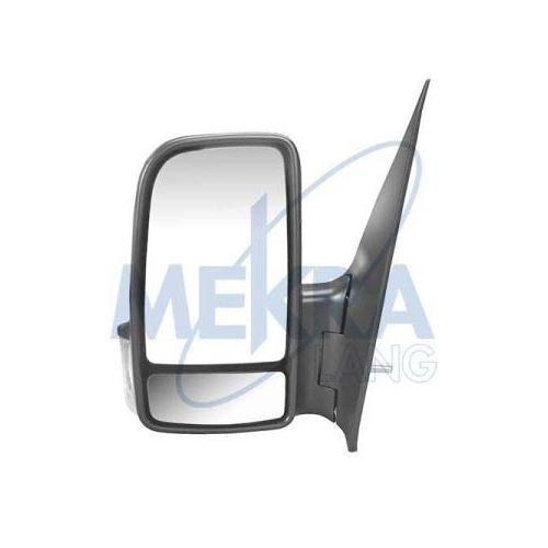 MEKRA 51.5891.213.199 Außenspiegel, rechts, beheizbar, elektrisch