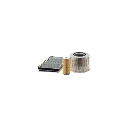 MANN-FILTER Filter Satz, Öl-,Luft und Innenraum-Filter VSF0132MAN