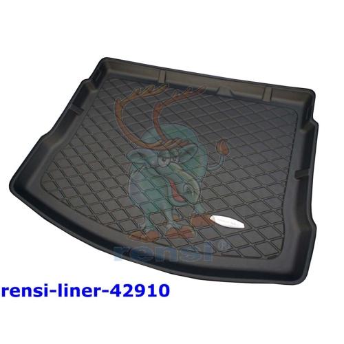 RENSI 42910 Kofferraumschaltenmatte nicht für Modell +2 Gewicht 1800 g