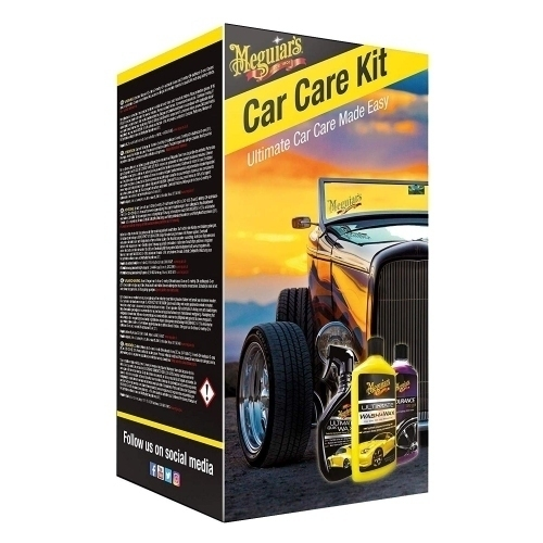 MEGUIARS Meguiar's CCKITEU Car Care Kit 1 Set CCKIT