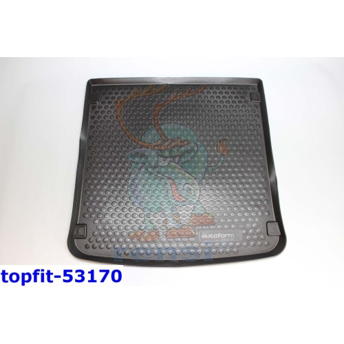 RENSI 53170 Kofferraumschalenmatte Gewicht 1300 g