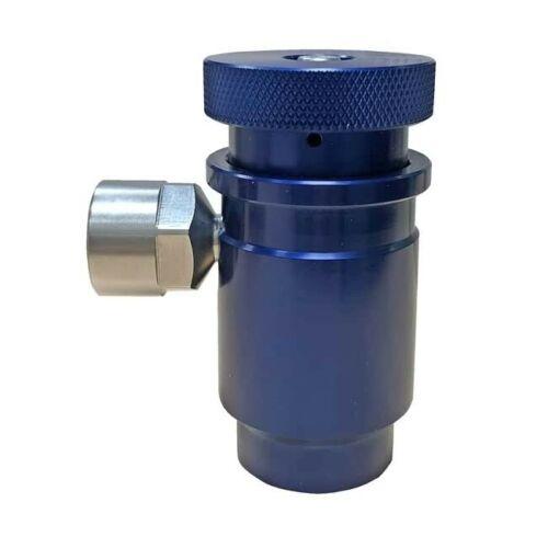 DOMETIC WAECO 8885400170 Servicekupplung Niederdruck, blau, R2134yf