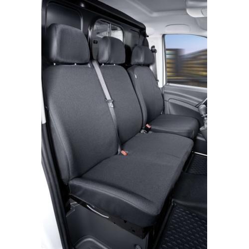 WALSER Sitzbezüge für Transporter Mercedes-Benz Vito und Viano Art.Nr.: 10508