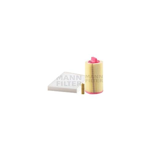MANN-FILTER Filter Satz Ölfilter, Luftfilter und Innenraumluftfilter VSF0318MAN
